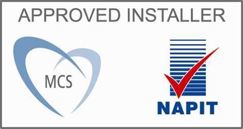 MCS NAPIT Approved Installer