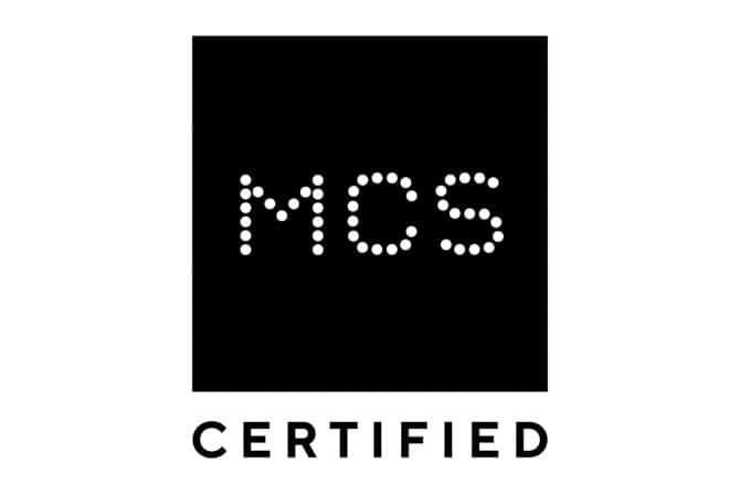 MCS Certification Logo